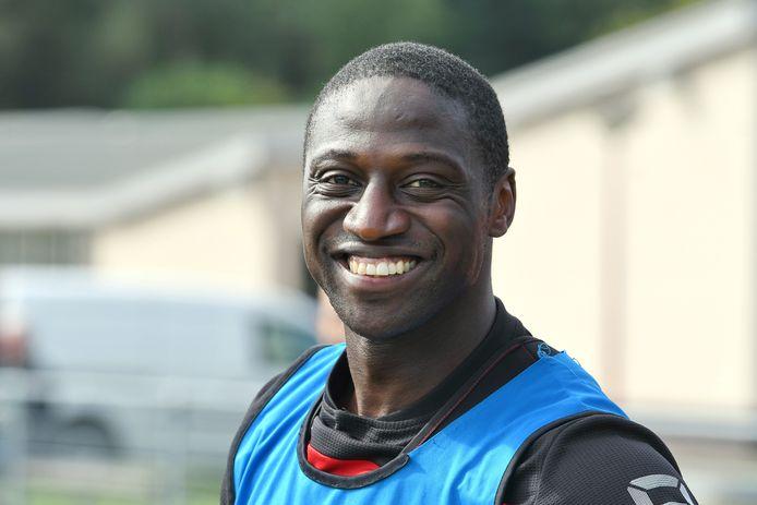 Jacob Mulenga mag vanaf zaterdag in actie komen voor GA Eagles.