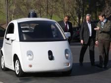 'Google wordt zelfrijdende concurrent van Uber'