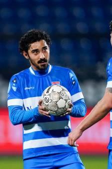 PEC-spits Reza Ghoochannejhad hoopt op meer speelminuten na opnieuw een hattrick als invaller