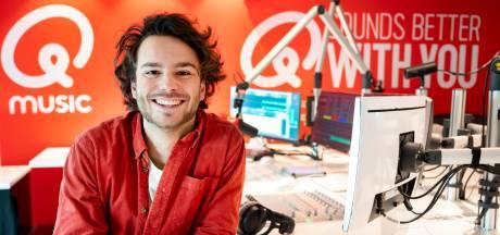 Qmusic-dj Joost Swinkels (23) wordt volwassen op de radio
