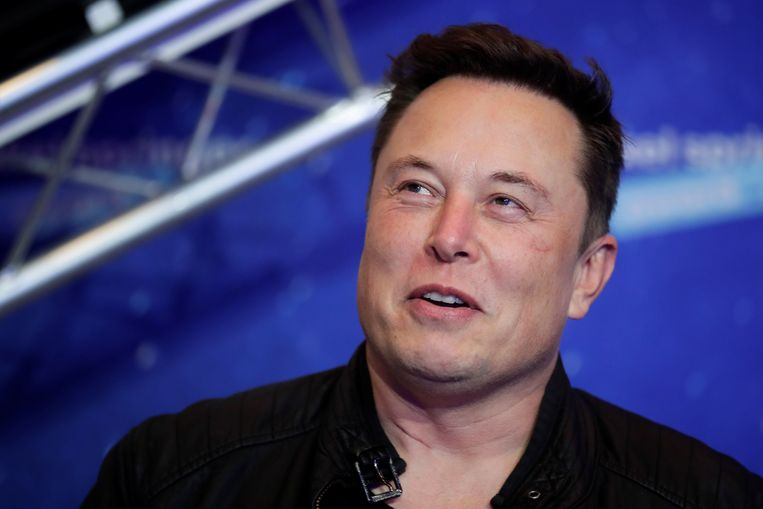 Elon Musk Beeld European Press Agency (EPA)