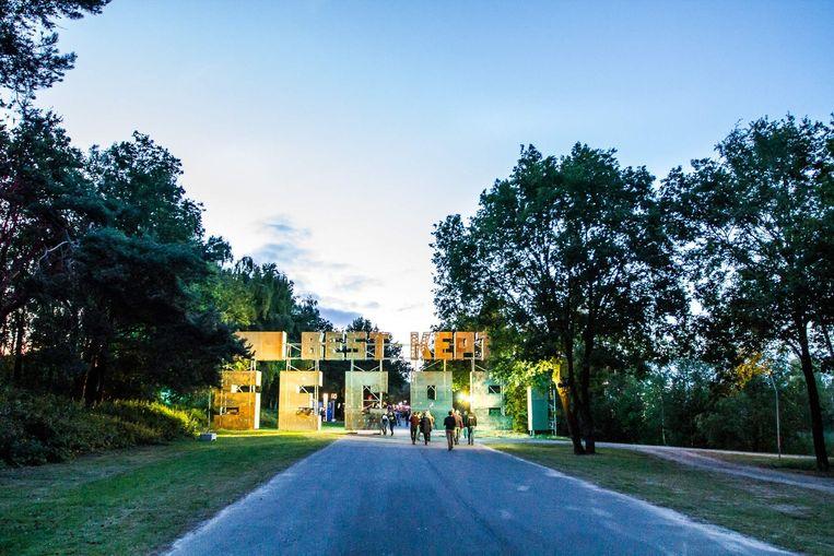 Best Kept Secret in het Nederlandse vakantiepark Beekse Bergen Beeld Matthias Engels