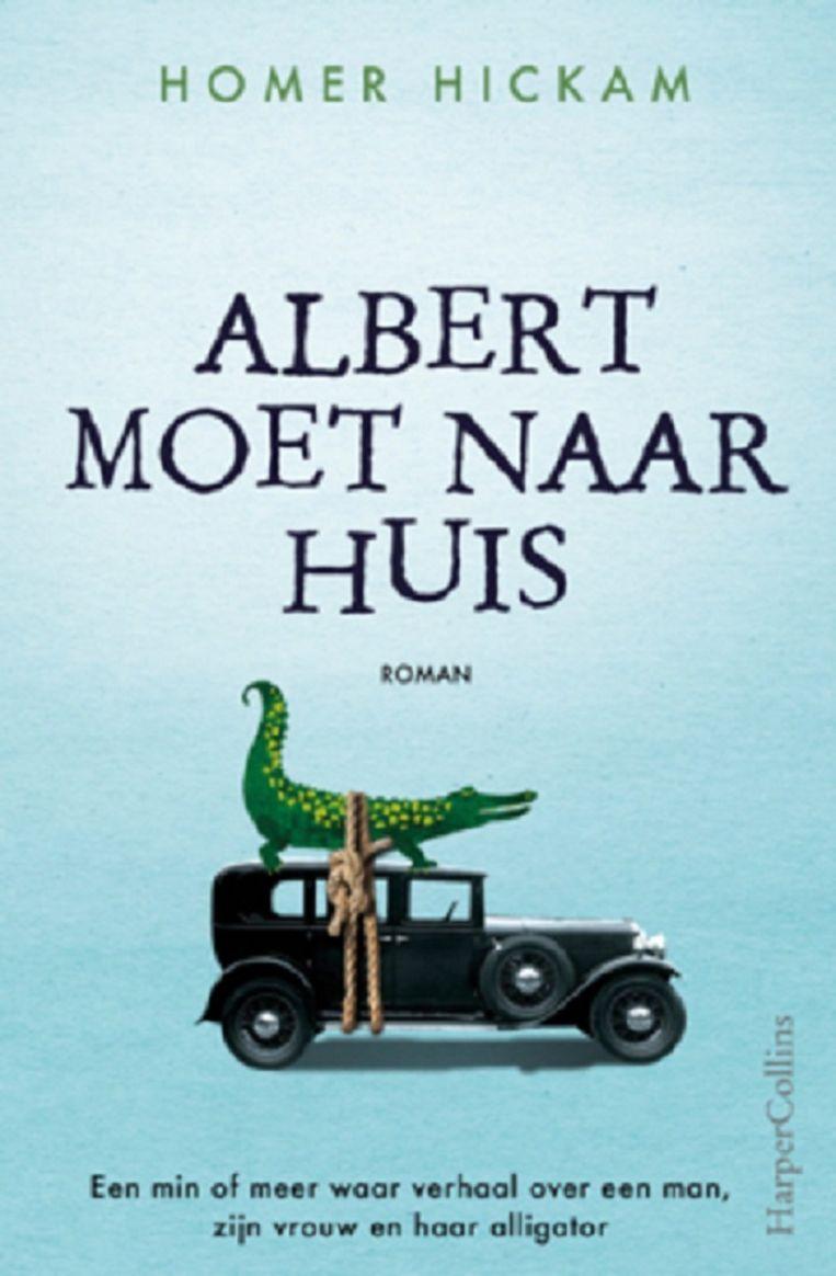 Homer Hickam HarperCollins, € 19,95. Beeld