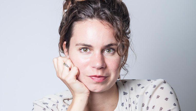 Iris Koppe. Beeld Marlena Waldthausen
