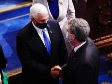 Na 15 bewogen uren krijgt Biden de zegen van het Congres