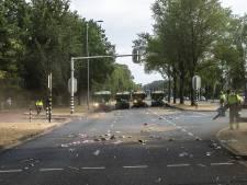 Dar: Podia stonden nog in de weg