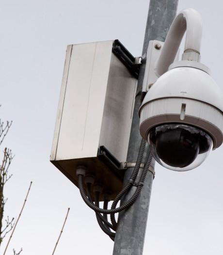 Cameratoezicht rondom beschoten pand handhaving in Oost