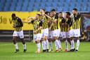 Vitesse won alle vier eredivisieduels in 2021.