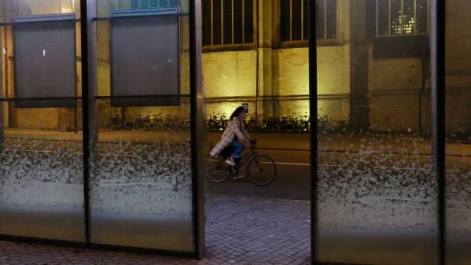 Leuven was nog nooit zo stil: avondklok levert unieke sfeerbeelden op