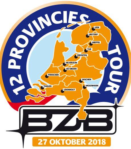 BZB uit Volkel speelt op één dag in alle twaalf provincies