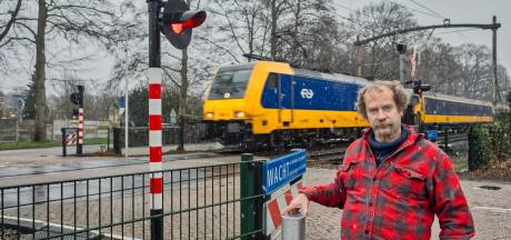 Geen trein in weekend 29 mei tussen Breda en Rijen vanwege pilot trillingen bij Dorst