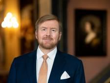 Koning Willem-Alexander: Het is oké als het even tegenzit