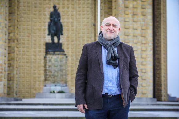 Luc Filliaert, de kleinzoon van Juul.