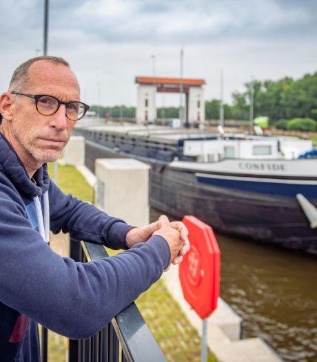 Heropening Eefdese sluis is voor campingeigenaar Jan Marinissen slechts het begin: 'Een attractie met groot potentieel'
