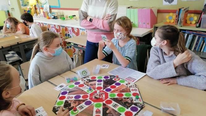 Leerlingen Bernardusscholen kiezen via 'Trivial Pursuit' studierichting