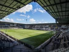 Go Ahead Eagles blijft ook volgende week trainen in Almelo