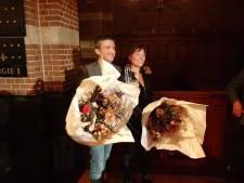 Persprijs 2019 voor AD-duo Peter Groenendijk en Sanne Donders