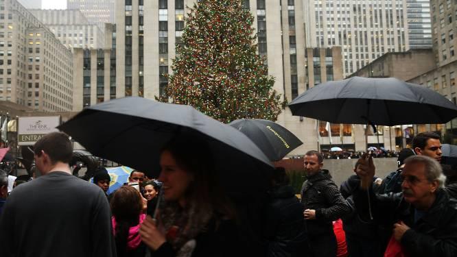 Warmste kerst ooit in New York