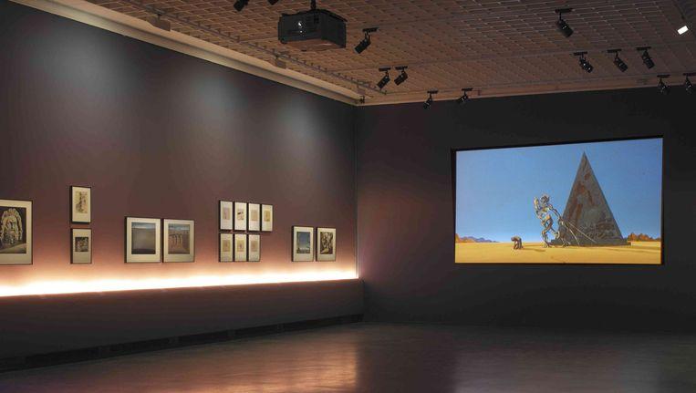 Everything Dali, Museum Boijmans van Beuningen, 2005. Museum Boijmans Van Beuningen is een museum voor beeldende kunst, gelegen aan het Museumpark te Rotterdam. Het museum toont creaties op het gebied van beeldende kunst, toegepaste kunst en design. Beeld Bob Goedewaagen