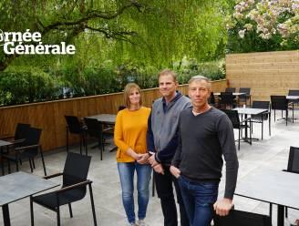 """Dropshot offert privétuin op voor aanleg terras: """"Corona maakte het nodig maar eigenlijk hadden we dit al vroeger moeten doen"""""""