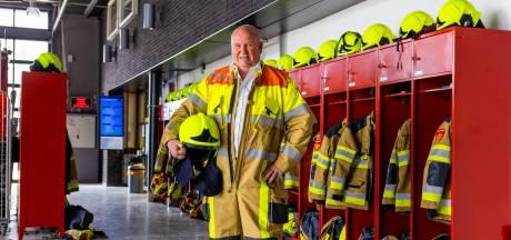 Na bijna 44 brandweerjaren is het mooi geweest; Wil-Jan Kappert hoeft niet meer hals over kop de deur uit