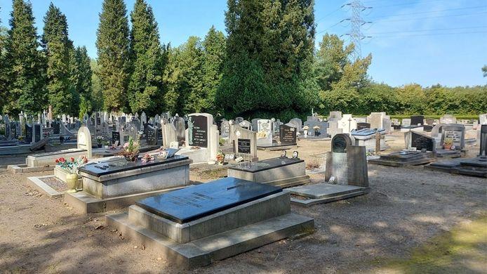 Begraafplaats Wezel
