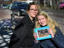 Serooskerkse familie wil af van hardrijders op de Noordweg: 'Vijf keer een dode kat voor de deur is wel genoeg'