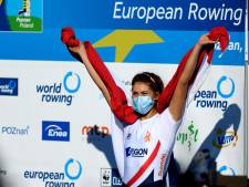 Twentse roeister Veldhuis pakt Europese titel