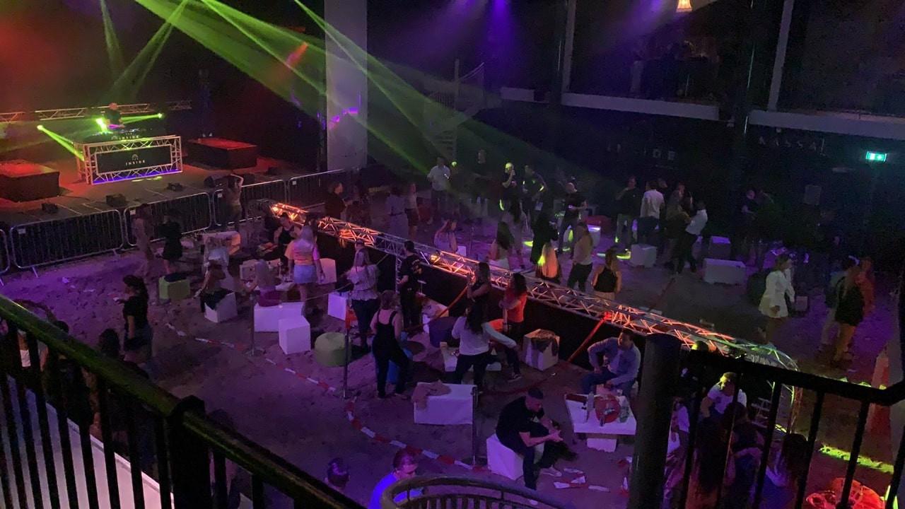 Exclusive Inside, lounge party in Oisterwijk met inachtname van coronarichtlijnen
