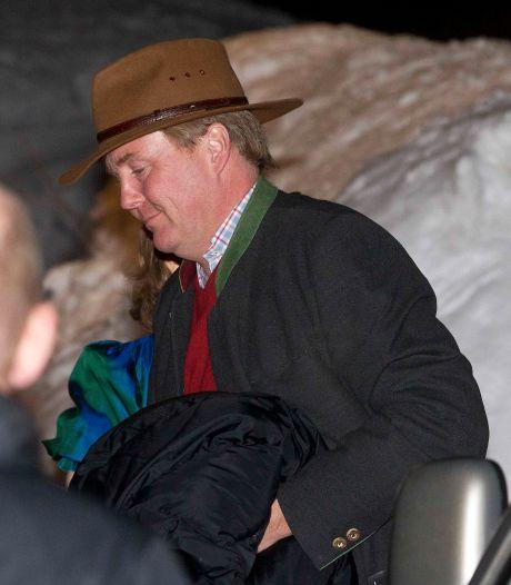 Willem-Alexander aangekomen in Lech