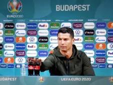 Cristiano Ronaldo zal blij zijn: steeds vaker kiezen Brabantse voetbalkantines ook voor water en mueslirepen