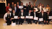 Toekomstige slagers en professionelen in de prijzen tijdens het Festival van het Varken