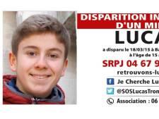 Disparition de l'adolescent Lucas Tronche en 2015: l'ADN retrouvé sur les ossements est bien le sien
