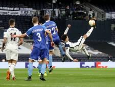 Spurs overtuigend door in Europa League na prachtige omhaal en assists Alli
