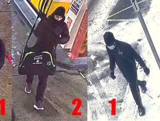 Politie zoekt 'mankende' overvaller en handlanger die bewoonster knevelen en beroven