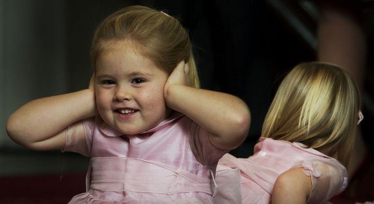 Archieffoto Prinses Amalia. Foto ANP Beeld