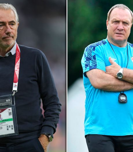 Van Marwijk vs Advocaat: 'Dat is lang geleden, maar ook leuk, tenminste als we winnen'