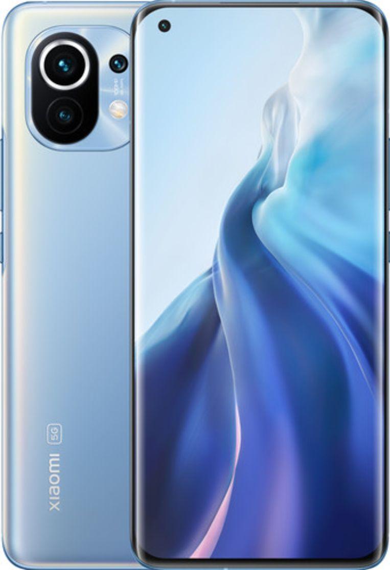 De Xiaomi Mi 11. Beeld Xiaomi