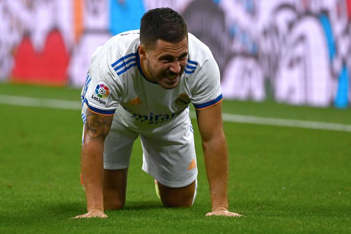 Carlo Ancelotti n'est pas rassurant concernant l'état de santé d'Eden Hazard.