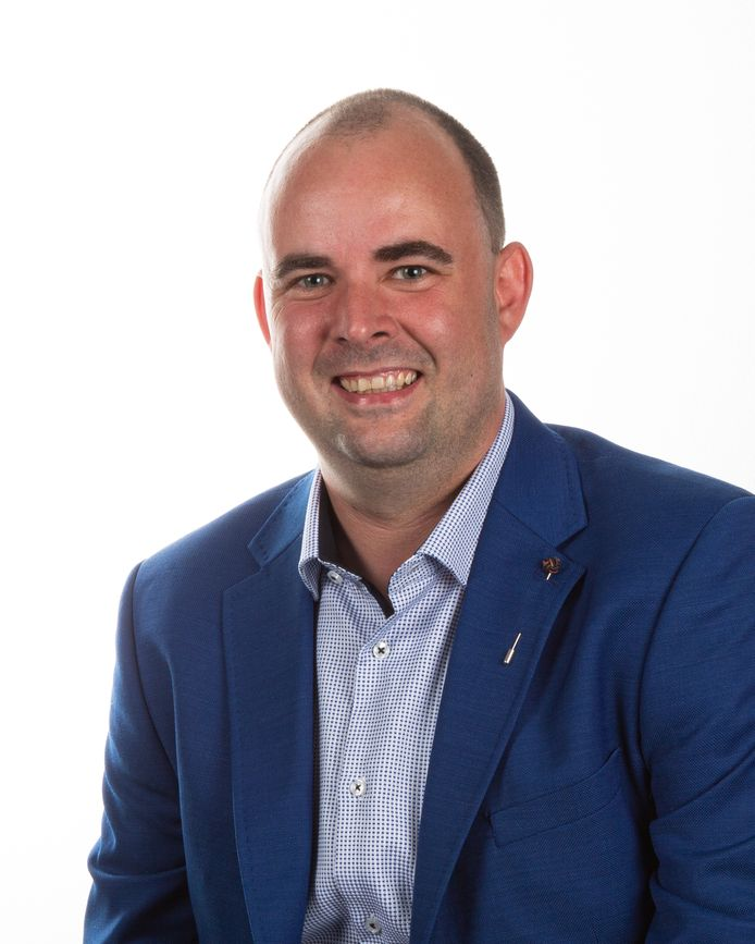 CDA-raadslid Michael Schoonen.
