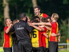 Uitslagen amateurvoetbal: Dalfsen boekt knappe zege, drie punten voor Lemelerveld en doelpuntenfestijn in 5A