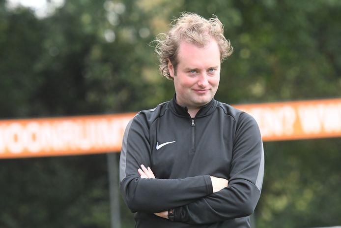 Martijn Jongbloed is komend seizoen de coach van Robur et Velocitas.