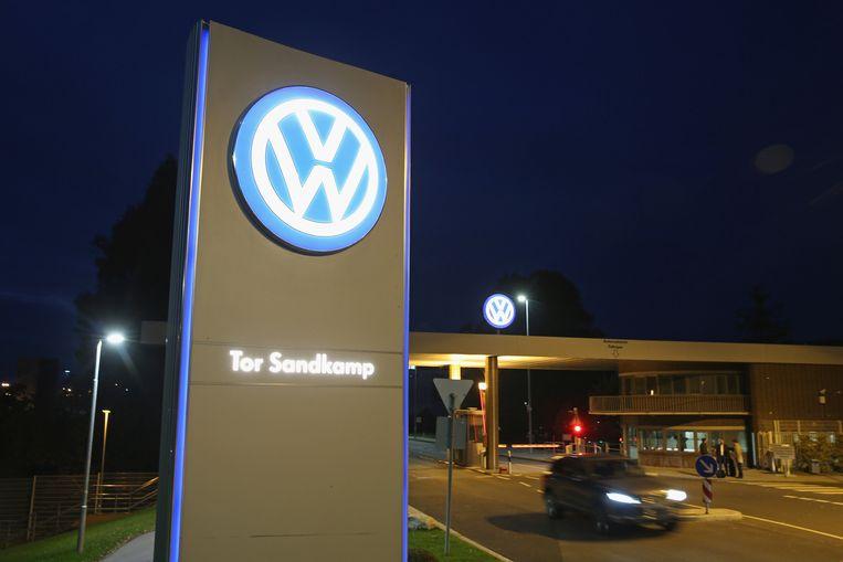 Analisten denken dat VW mogelijk 35 miljard euro kwijt zal zijn aan boetes, rechtszaken en herstelwerkzaamheden aan auto's. Beeld GETTY