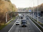 Stiller op de snelweg door de lockdown: Drukte in Overijssel sneller afgenomen dan in Gelderland en Flevoland