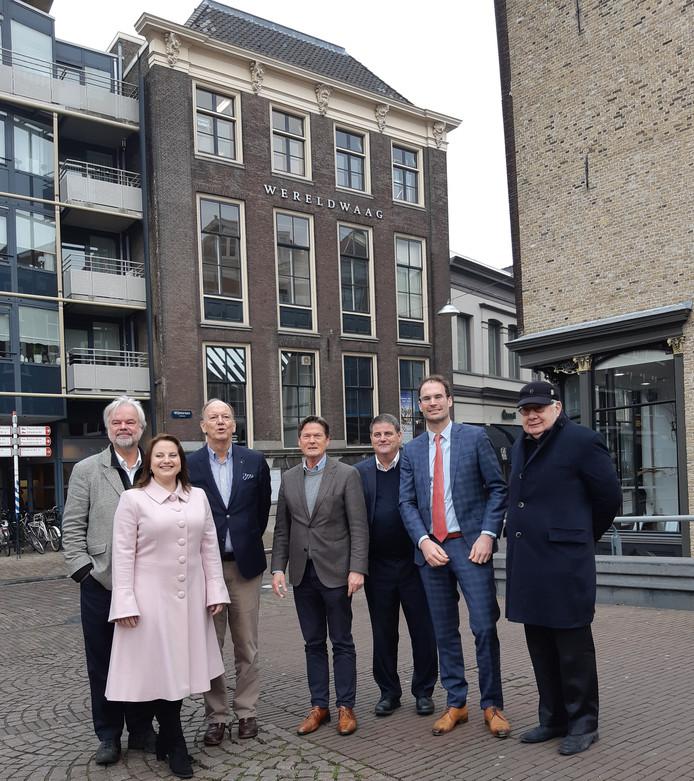 NLBA vestigt zich in de Wereldwaag in Dordrecht.