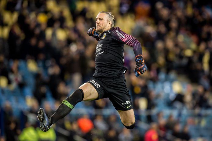 Vitesse-doelman Remko Pasveer.