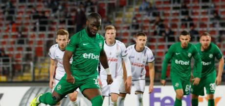 Hattrick Manu helpt Ludogorets niet, Spurs onderuit bij Antwerp