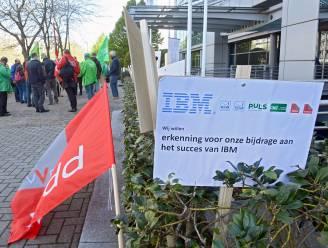 196 banen op de helling bij IBM: geen akkoord na verzoeningsvergadering met vakbonden