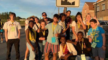 Anderstalige nieuwkomers als ambassadeurs van vrede naar Global Peace Games