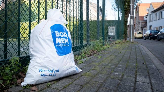 IVAREM past afvalophaling aan, Bornemnaar krijgt geen nieuwe vuilniszakken